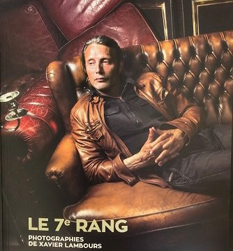 Le 7e Rang. Xavier Lambours photographies