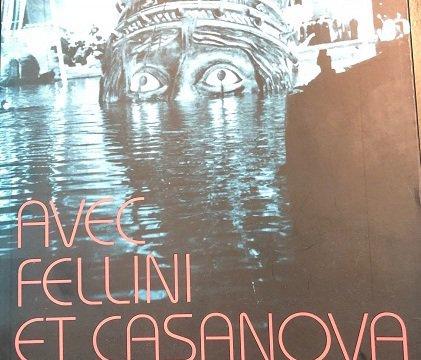 Fellini et Casanova