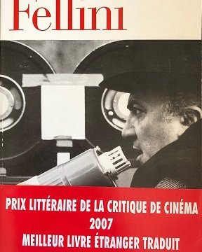 Fellini's biography by Tullio Kezich