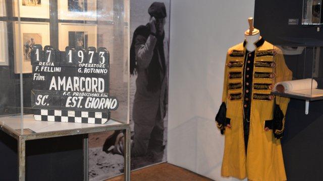Exposition Viva Fellini