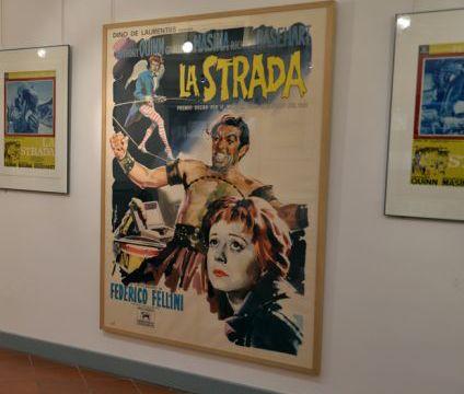 Giulietta Masina L'Oscar de Federico Fellini