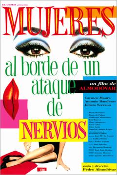 SOIRÉE CINE Y TAPAS #1 > Mujeres al borde de un ataque nervios